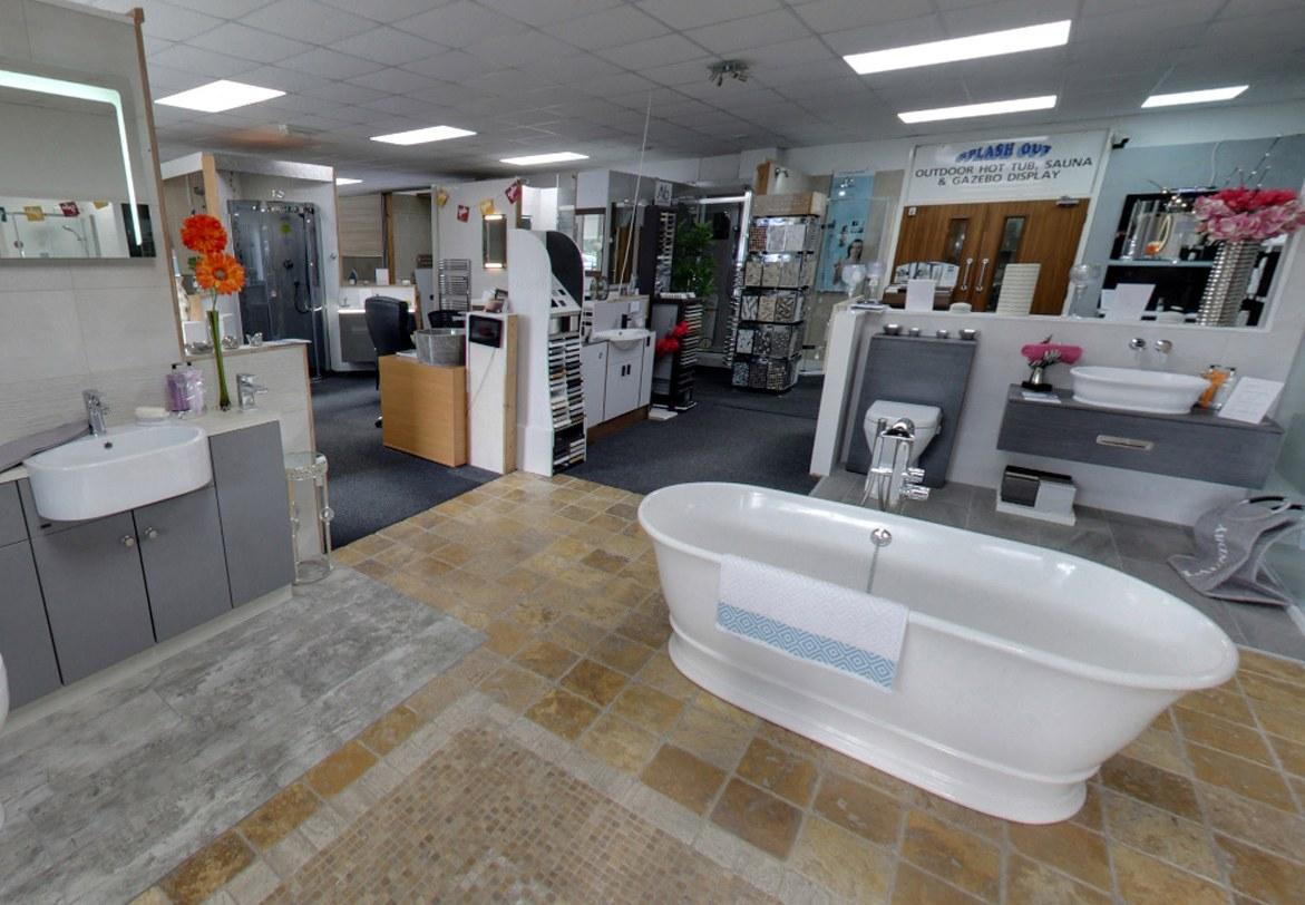 Surprising Splashout Bathroom Kitchen Showroom In Coalville Leicester Interior Design Ideas Gentotryabchikinfo